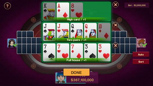 Chinese Poker Offline 1.0.4 screenshots 13