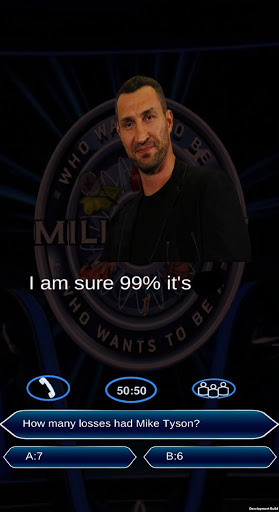 Sports Quiz - Who wants to be a Millionaire hack tool
