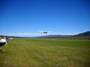 Photo: N2CQ Departing for Sulphur Creek
