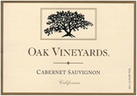 Logo for Oak Vineyards Chardonnay