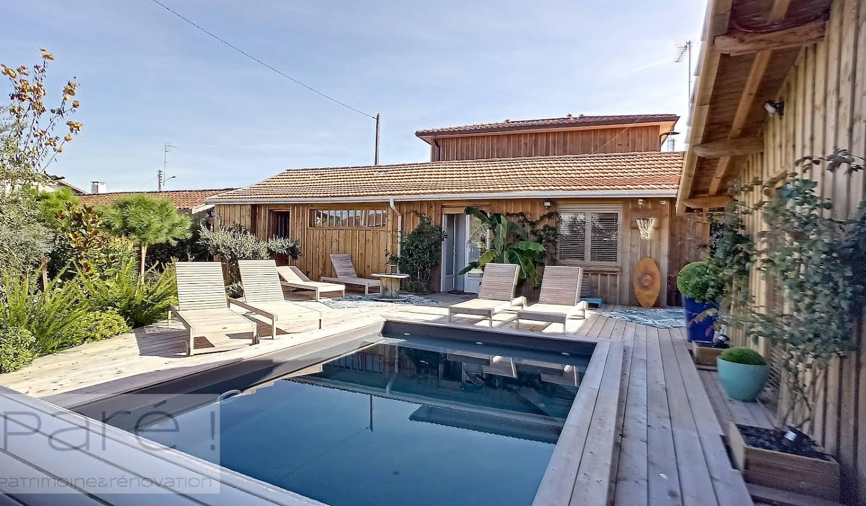 Maison avec piscine et jardin La Teste-de-Buch