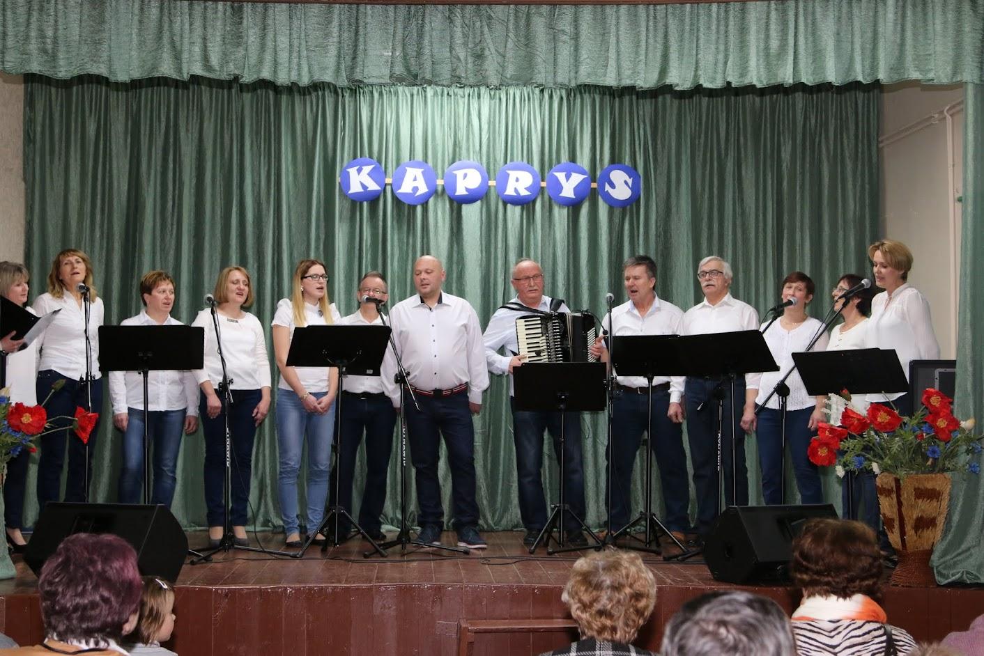 Jubileuszowy koncert Kaprysu