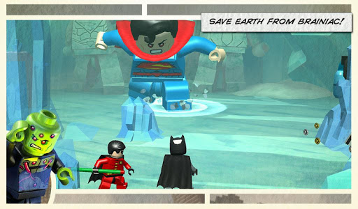 LEGO batman v1.08.4 APK+DATA (MOD + ALL GPU)