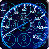 Speedometer Lock Screen