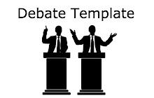 debate template google docs add on