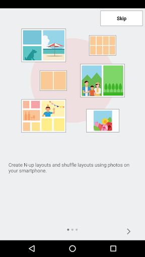 SELPHY Photo Layout 1.0.0 PC u7528 1