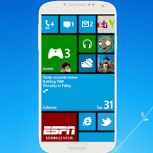 Launcher Theme for Windows 8