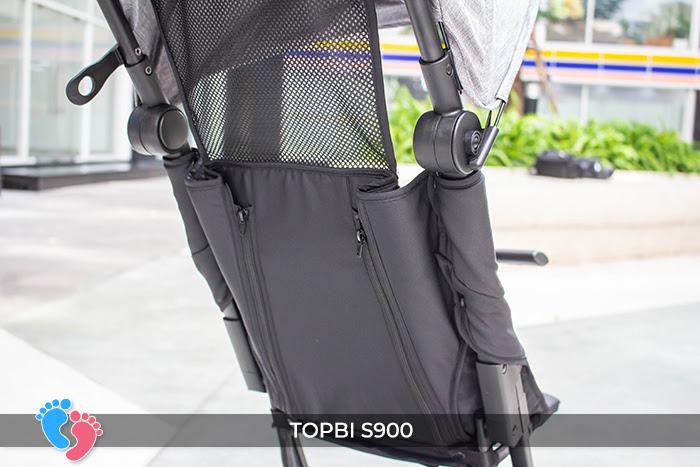 Xe đẩy cao cấp Topbi S900 18