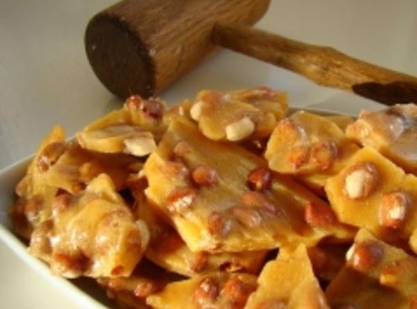 Old-fashioned Peanut Brittle Recipe
