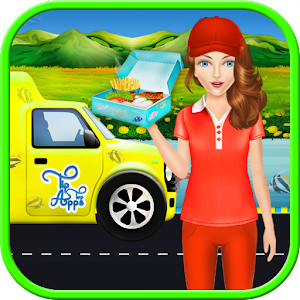Fish Cooking Delivery Girl for PC and MAC