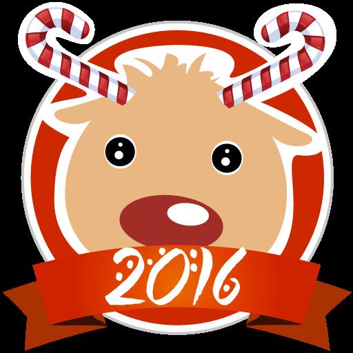 問候卡  -  新年 2016 娛樂 App LOGO-APP試玩