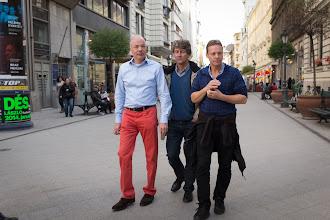 Photo: Three dapper dudes