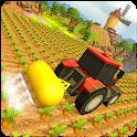 Modern Tractor Farming Machines Simulator icon