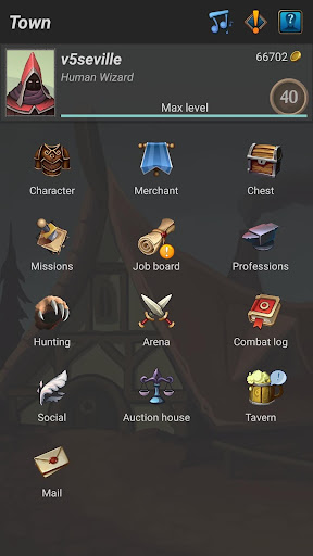 Saviors of Khondia - Static RPG & Crafting  captures d'écran 2