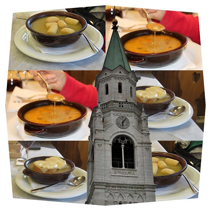 zuppe ampezzane di tarpi