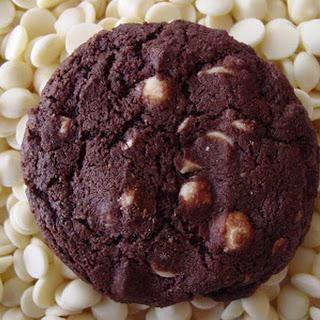 Day 4- Chocolate White Chocolate Chunk Cookies