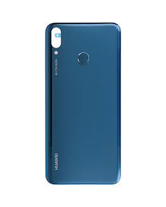 Y9 2019 Back Cover - Sapphire Blue