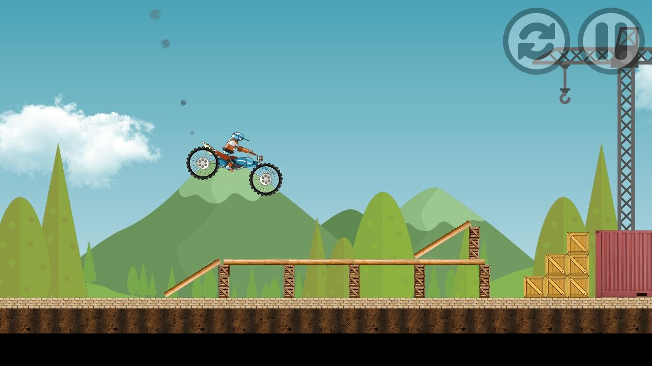 Trials Stunt Racing- screenshot