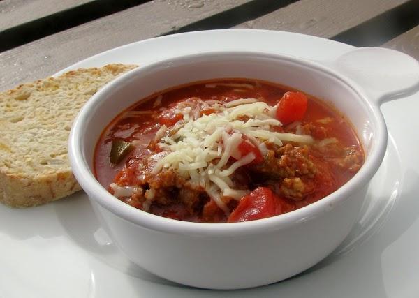 Hearty Italian Soup Recipe