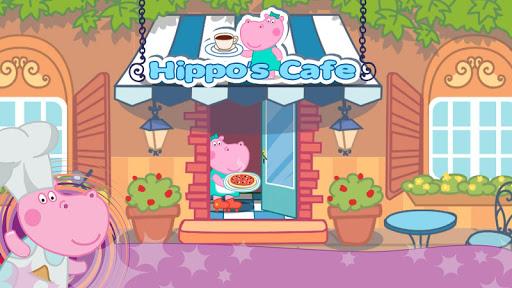 Kids cafe. Funny kitchen game apktram screenshots 3