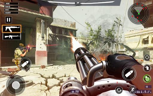 FPS Gunner Shooter: Commando Mission Game 1.0.16 screenshots 17