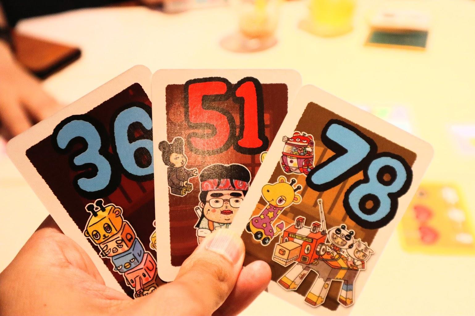 ゲームの準備|ito (イト)