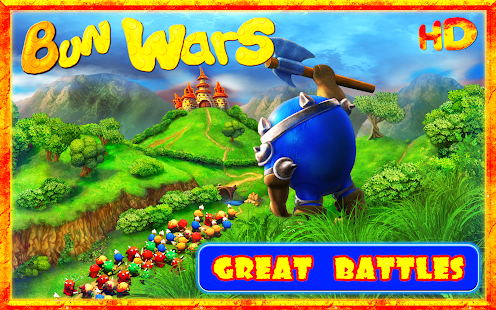 Bun Wars HD - Strategy Game- screenshot thumbnail