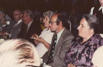 Photo: Kees, Jannie, Klaas en Jaantje