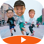 Add Face To Video - Video Status 6.6