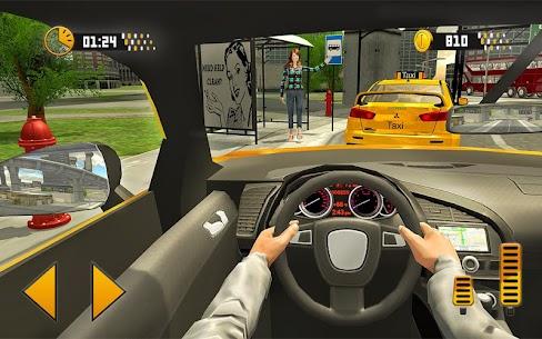 Taxi Driving Simulator Real Taxi Driver 2.1 Mod APK Download 1