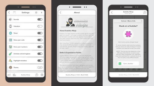 Sudoku Ninja u2013 For Sudoku Grandmasters 3.4.64 screenshots 8