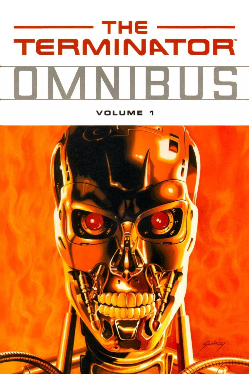 The Terminator Omnibus Vol.1 (2008)