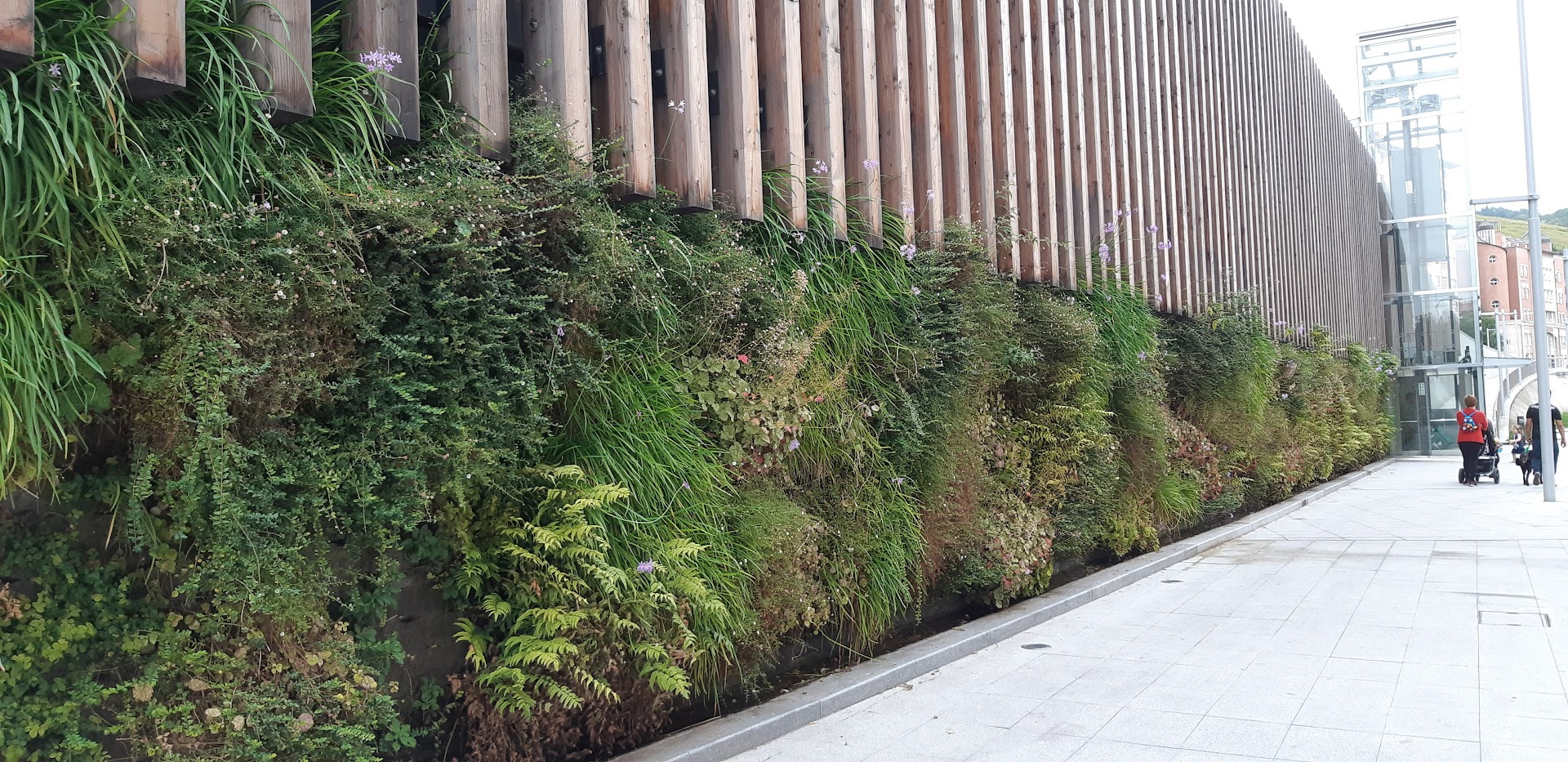 Jardín vertical BIlbao