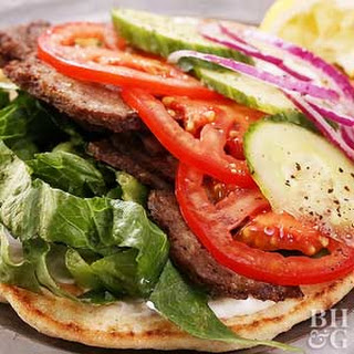 Homemade Gyros Recipe