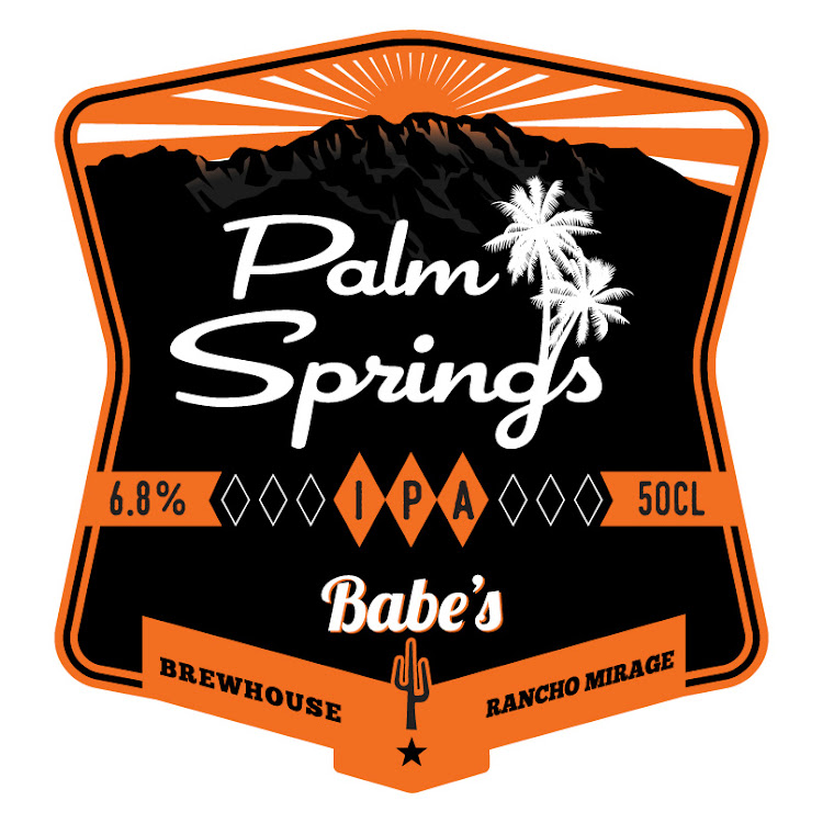 Logo of Babes  Babes Palm Springs IPA