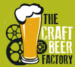 Logo for The Craft Beer Factory