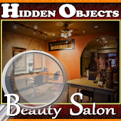 Hidden Objects : Beauty Salon
