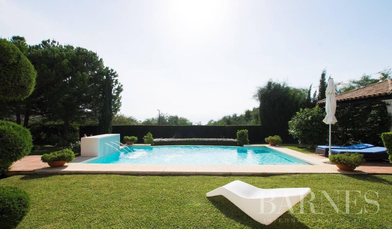 Villa with garden Benahavís