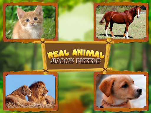Animal Jigsaw Puzzles DayCare 1.0 screenshots 4