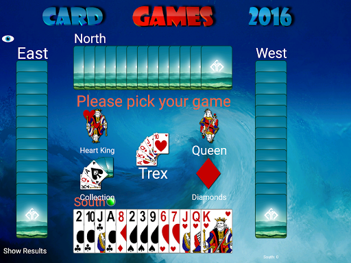 Card Games 2016