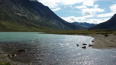 Photo: Sandy beaches of Norway