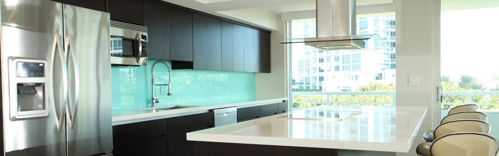 Glass Splash Backs | Glass Worktops Hampshire | Home