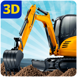 City Sand Excavator for PC and MAC