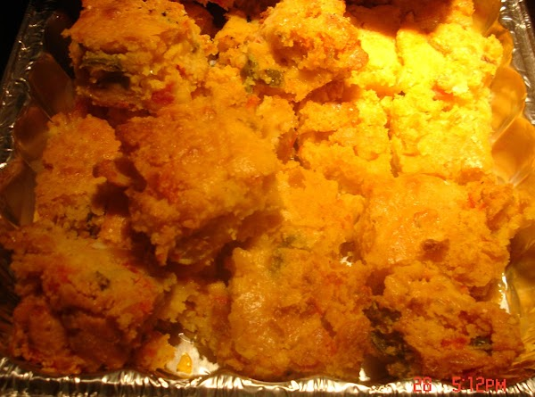 Crawfish Cornbread Recipe