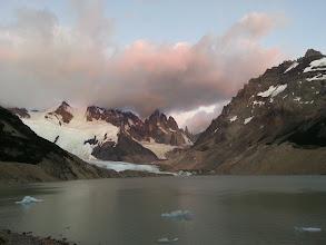 Photo: Before sunet view of Cerro Torre