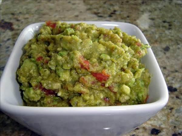 Gluten Free Guacamole (asparagus) Recipe
