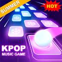KPOP Hop: Music Rush Dancing Tiles Hop! icon