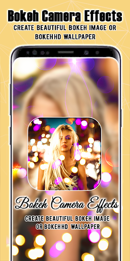 Bokeh Camera Effects App Report on Mobile Action - App Store