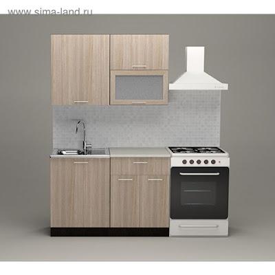Кухонный гарнитур Светлана лайт, 1200 мм