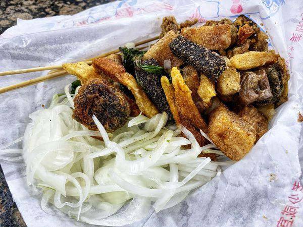 小廚師鹹酥雞 台式炸物